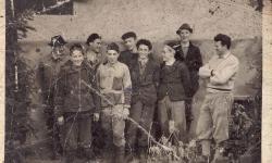Mitarbeiter um 1960