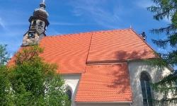 Biberschwanz Kirche St. Agatha